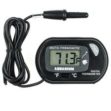 LCD Digital Aquarium Thermometer Fish Tank Water Terrarium Temperature