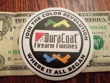 Dura Coat authentic Sticker