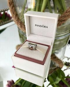 Genuine PANDORA Rose Limited Edition Club Charm - 787792D