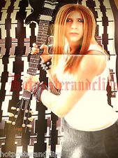 Avril Lavigne XL Poster wow sexy hot girl singer bekannt durch Under My Skin