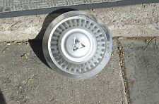 """VINTAGE 1975 Dodge Dog Dish"""" 3/4 Ton Truck Hubcaps Hub Caps Very Good Condition"""
