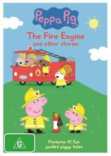 Peppa Pig - Fire Engine & Other Stories (DVD, 2012)