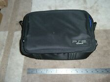 SONY PLAYSTATION 2 PS2 PHAT OFFICIAL CONSOLE PADDED CARRY CASE BAG CASE SHOULDER