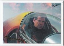 JAMES BOND 2017 ARCHIVES FINAL EDITION DIE ANOTHER DAY GOLD PARALLEL #60 129/250