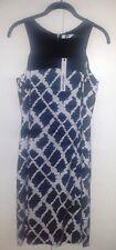 Liberty Sage women's black & white mosaic Size M