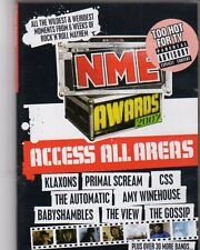 (FR418) Access All Areas DVD - 2007 NME DVD