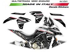 Adesivi personalizzati per Ducati Multistrada 1200 Enduro Black