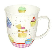 Becher Cup Cakes, 0,4 l, 10,8  cm, Porzellan, Bauchige Form