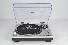 Audio-Technica AP-LP120-USB Direct Drive Turntable Record Player - DJ Studio