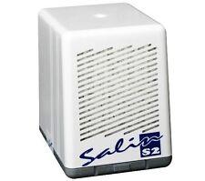 Salin S2 Salzluftgerät mit Filter,Luftreiniger, Allergiker,Inhalierer, Inhalator