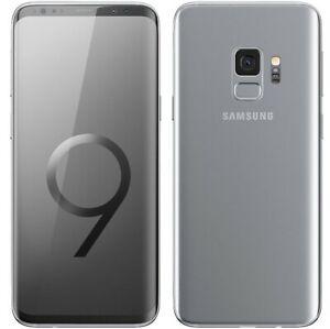 "Samsung Galaxy S9 - 64GB 4G LTE (FACTORY UNLOCKED) 5.8"" Smartphone | SM-G960W"