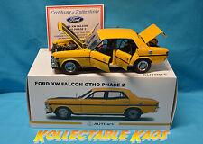 1 18 Biante Ford XW Falcon GTHO Phase 2 Surfer Orange A72869 Autoart