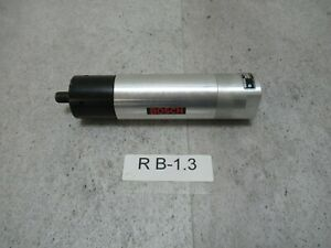 Bosch 0607957300 Pneumatic Einbaumotor 6,3 BAR Speed 720/Min Unused