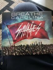 Savages [Digipak] by Breathe Carolina (CD, Fearless Records)