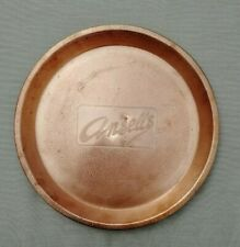 Ansells Brewery Round Copper Beer tray