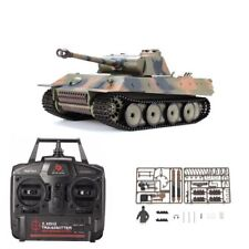1/16 2.4G 3819-1 German Panther Snow Leopard Rc Battle Tank Remote Control Tank