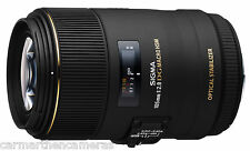 Sigma 105MM F2.8 EX Macro Lens for Canon EF