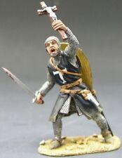 KING & COUNTRY MEDIEVAL KNIGHTS SARACEN MK003SE FOOT KNIGHT SWORD & CRUCIFIX MIB
