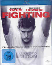 Fighting - Channing Tatum - Terrence Howard - Extended Edition - Blu Ray