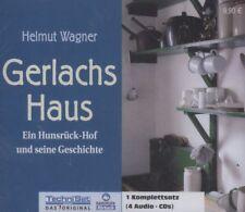 HÖRBUCH-CD-BOX NEU/OVP - Gerlachs Haus von Helmut Wagner