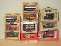 10 Lledo Days Gone Oxford & Corgi Vintage Vehicles Beamish Royal Mail 24004 Coca