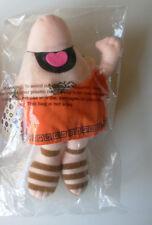 "Little Caesars Pizza 8"" Plush Stuffed Doll Roman Toga Man Car Hang Ornament Toy"