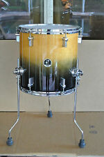 """ADD this SONOR 2007 SERIES 14"""" NATURAL FADE FLOOR TOM to YOUR DRUM SET! #A125"""
