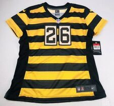 6c40a8dac Nike on Field Women s Pittsburgh Steelers LeVeon Bell Throwback Jersey  26  Large