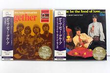 DAVE DEE, DOZY, BEAKY, MICK & TICH ~ JAPAN MINI LP SHM-CD LOT OF 2 ALBUMS, RARE