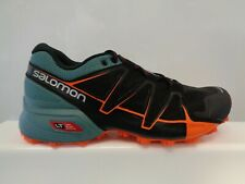 Salomon Speedcross Vario 2 Mens Trail Running Trainers UK 7 EUR 40.2/3 REF 3116=