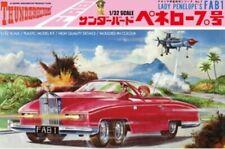 Aoshima 00523 Thunderbirds Lady Penelope's FAB1 1/32 Scale Plastic Kit -T48 Post