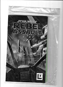 Star wars – Rebel assault (DOS/Windows)