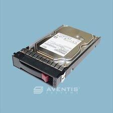HPStorageWorks D2600 Hot Swap 146GB 10K SAS Hard Drive / 1 Year Warranty