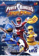 DVD Power Rangers-Ninja Storm: Volume 1/#9060