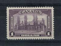 CANADA SCOTT 245i MINT ORIGINAL GUM HINGED AND WELL CENTERED
