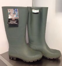 Town & Country Essentials FULL Length Wellington Boots SIZE 3 EUR36 WATERPROOF