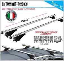 Roof Bars Luggage Rack Mitsubishi ASX 2010>2013 Rails Integrated Aluminum