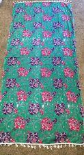 100% Cotton Printed fabric Dupatta wrap stole chunari chuni shawl ethnic scarf