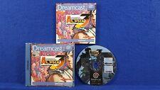 Sega Dreamcast STREET FIGHTER ALPHA 3 Game Boxed COMPLETE PAL