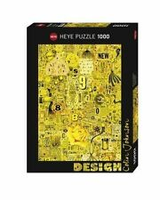 Puzzle rosa Heye