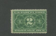 1913 United States Parcel Post Postage Due Stamp #JQ2 Mint Never Hinged Fine
