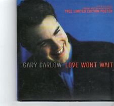(FM781) Gary Barlow, Love Won't Wait - 1997 CD