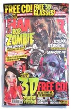 METAL HAMMER + CD ROB ZOMBIE Vision JANUARY 2011 Avenged Sevenfold  + 3D GLASSES