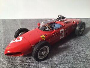 Ferrari Dino 156 Graf Berge von Trips 1961 Sharknose von CMR mit OVP in 1:18
