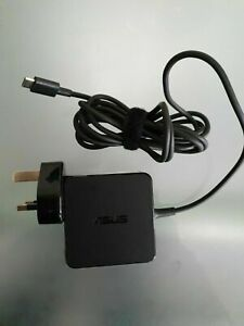 Genuine Asus type c charger ADP-45GWA for zenbook 3 Q325 C223 423 20V-2.25A 45W