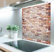 60cm x 75cm Digital Print Glass Splashback Heat Resistant  Toughened 050
