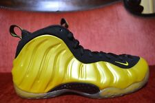 quality design 319d2 fad91 VNDS NIKE AIR FOAMPOSITE ONE ELECTROLIME GOLDEN STATE 314996-330 SIZE 8.5