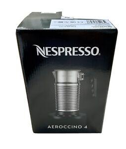 Nespresso  Aeroccino 4 Silver Brand New in Box