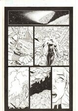 X-Men: The End #16 p.20 - Dazzler, Iceman & Storm in Ship 2006 art by Sean Chen