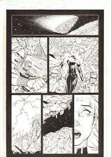 X-Men: The End #16 p.20 - Dazzler, Iceman & Storm in Ship 2006 art by Sean Chen